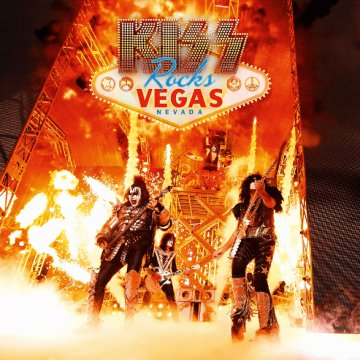 Rocks Vegas (DVD + CD)