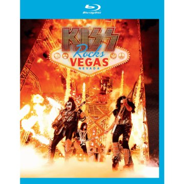 Rocks Vegas (Blu-ray + DVD)