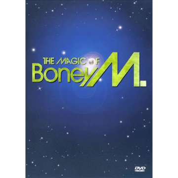 The Magic Of Boney M.: Videoclip-Collection DVD