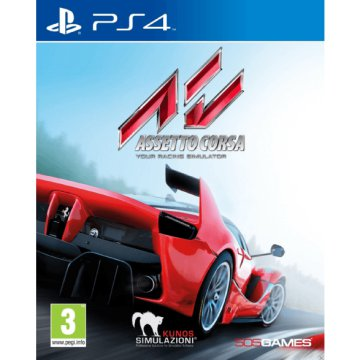 Assetto Corsa (Playstation 4)
