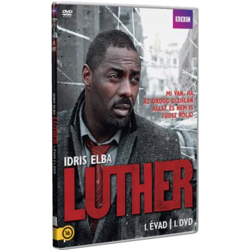 Luther - 1. évad 1. rész DVD