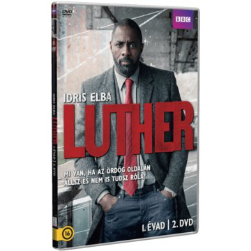 Luther - 1. évad 2. rész DVD
