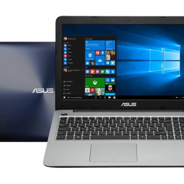 "X556UV-XO092T kék notebook (15,6""/Core i3/8GB/256GB SSD/GT920MX 2GB VGA/Windows 10)"