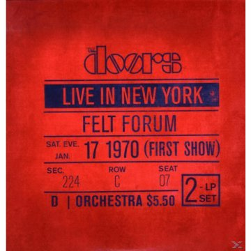 Live In New York (Vinyl LP (nagylemez))