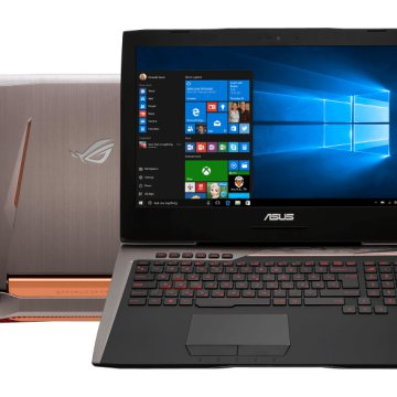 "G752VY-GC144T gaming notebook (17,3"" Full HD/Core i7/8GB/1TB/GTX980 4GB VGA/Windows 10)"