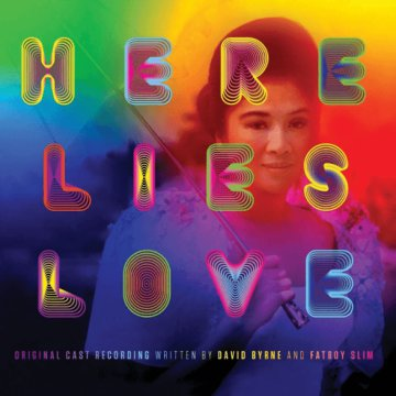 Here Lies Love (Original Cast Recording) CD
