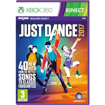 XBOX360 JUST DANCE 2017 UNLIMITED
