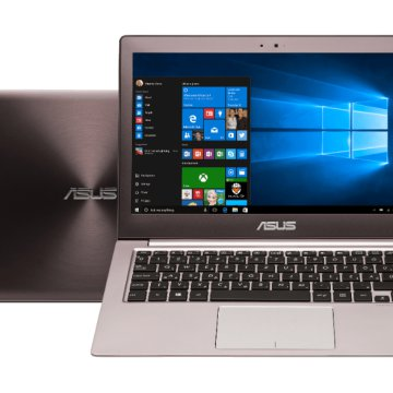 "ZenBook UX303UB-R4096T barna notebook (13,3"" Full HD/Core i5/4GB/1TB/GT940 2GB VGA/Windows 10)"