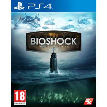 BioShock: The Collection (Playstation 4)