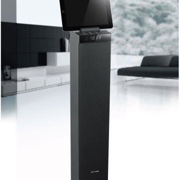 Muse bluetooth torony fekete M1280BT