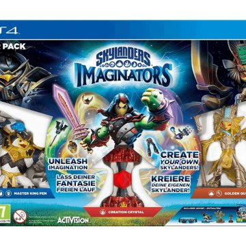 Skylanders Imaginators Starter Pack (Playstation 4)