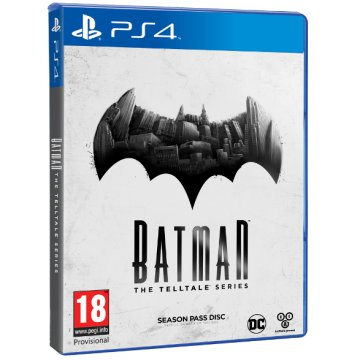Batman: The Telltale Series (Playstation 4)