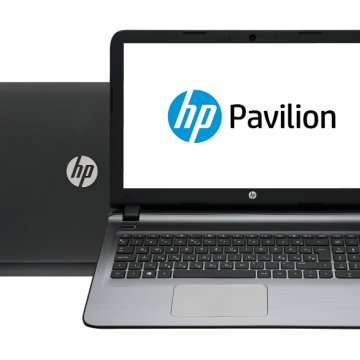 "Pavilion 15-AB108NH notebook (15,6"" Full HD matt/AMD A10/4GB/256GB SSD/R7 M360 2GB VGA/DOS)"