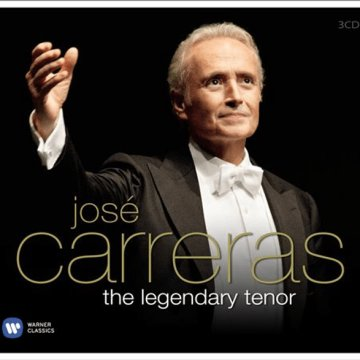 José Carreras: The Legendary Tenor (CD)