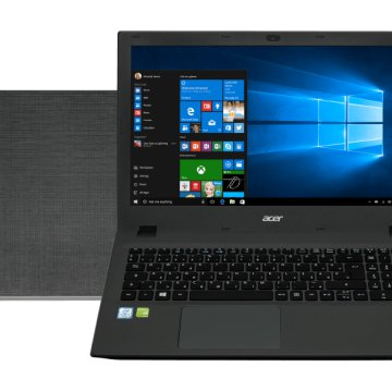 "Aspire E5-573G fekete-szürke notebook NX.MVMEU.082 (15,6"" Full HD/Core i3/4GB/1TB/GT920 2GB VGA)"