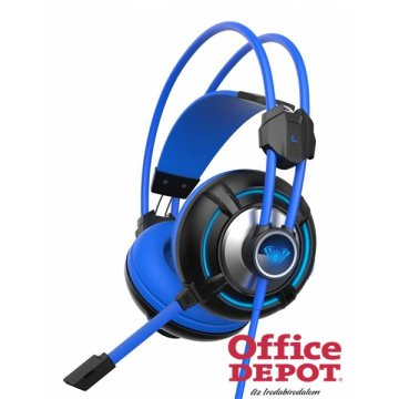 Aula Spirit Wheel rezgő gaming headset