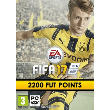 FIFA 2017 - 2200 FUT Points (PC)