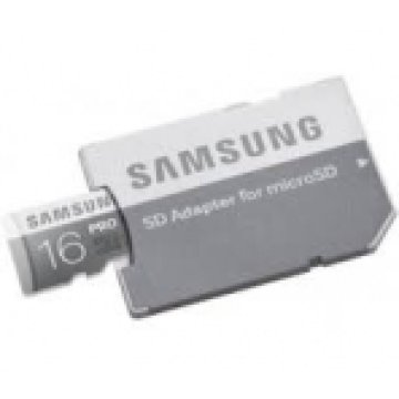 MB-MG16EA/EU 16GB MICRO SD + ADAPTER KÁRTYA