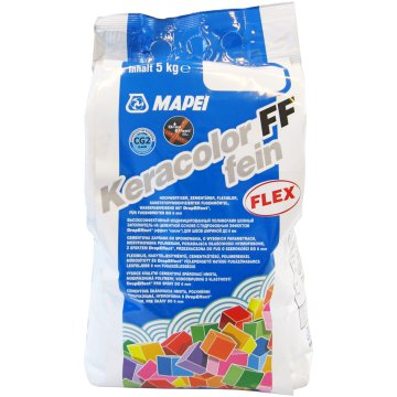 KERACOLOR FLEX 0-6MM ANTRACIT 114 FUGÁZÓHABARCS 5KG