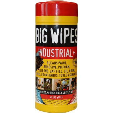 TÖRLŐKENDŐ 40DB BIG WIPES           40DB KENDŐ                DISPLAYBE