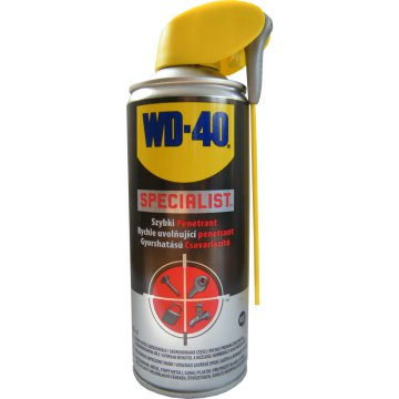 WD40 CSAVARLAZÍTÓ SPRAY, 400 ML     SMART STRAW