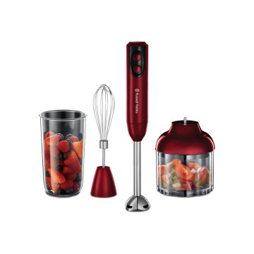 3IN1 RUSSELL HOBBS DESIRE BOTMIXER, 2 SEB, 0,5L KEHELY, ROZSDAM. ACÉL