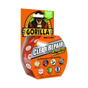 GORILLA CLEAR REPAIR TAPE JAVÍTÓSZALAG 8,2M