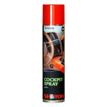 SHERON COCKPIT SPRAY SHINE ALMA     AEROSOL 400ML