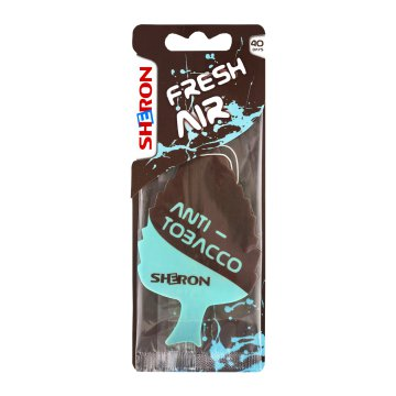 SHERON, FRESH AIR  - ANTI TABACCO   ILLATOSÍTÓ