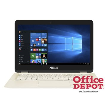 "ASUS ZenBook Flip UX360UA-C4161T 13,3"" FHD Touch/Intel Core i7-6500U/8GB/512GB/Win10/szürke notebook"