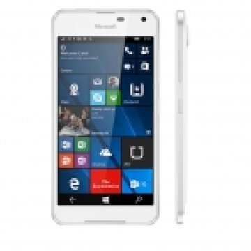 MICROSOFT 650 SS LUMIA, WHITE LIGHT SILVER