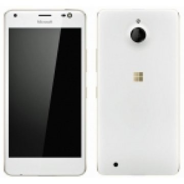MICROSOFT 650 DS LUMIA, WHITE LIGHT SILVER