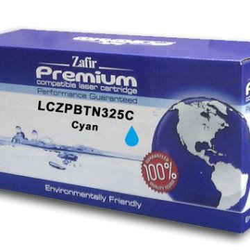 Zafír toner LCZPBTN325C (Brother TN-325C) kék