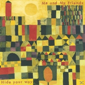 Hide Your Way CD
