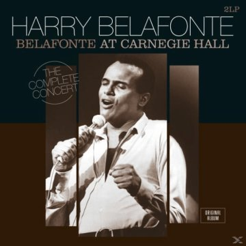 Belafonte at Carnegie Hall LP