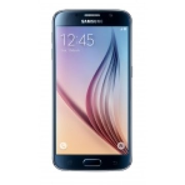 SAMSUNG G920F GALAXY S6 32GB, SAPHIRE BLACK