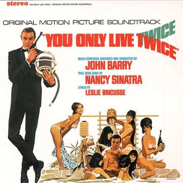 James Bond - You Only Live Twice (Original Motion Picture Soundtrack)