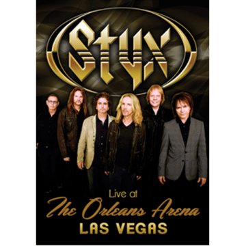 Live at the Orleans Arena, Las Vegas (DVD)