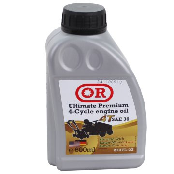 OR ULTIMATE PREMIUM OLAJ 600ML      4T, SAE30