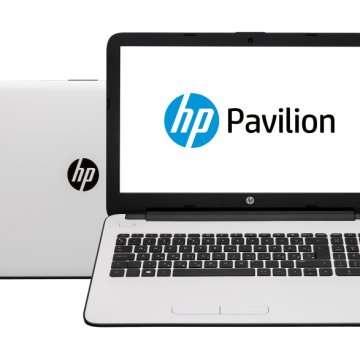 "Pavilion 15-ac133nh fehér notebook (15,6"" Full HD matt/Core i7/4GB/1TB/R5 M330 2GB VGA/DOS)"