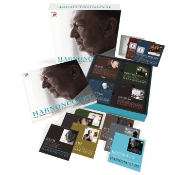 Harnoncourt - The Complete Sony Recordings (CD)