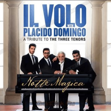 Notte Magica: A Tribute to the Three Tenors (CD)