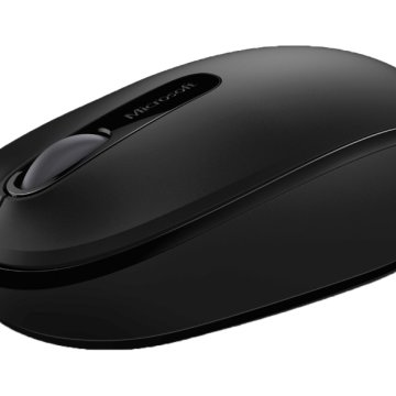 Wireless Mobile Mouse 1850 fekete (U7Z-3)