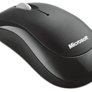 Basic Optical Mouse fekete (P58-00057)
