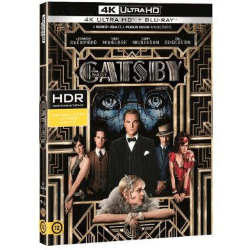 A nagy Gatsby (4K Ultra HD Blu-ray)