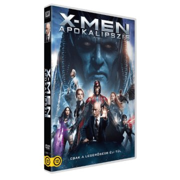 X-Men – Apokalipszis (DVD)