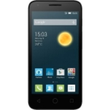 ALCATEL OT-4027D PIXI3, 4,5 METALLIC SILVER