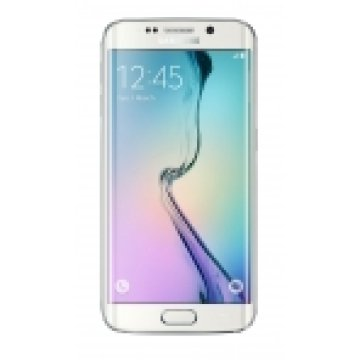 SAMSUNG G925F GALAXY S6 EDGE 32GB, WHITE PEARL