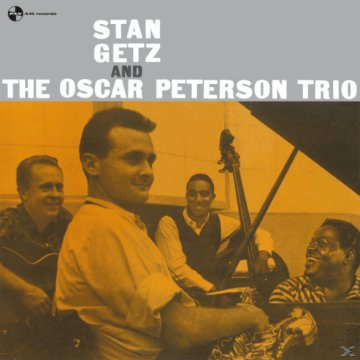 Stan Getz and the Oscar Peterson Trio (Vinyl LP (nagylemez))