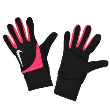 NIKE WOMENS DRI-FIT TAILWIND RUN GLOVES